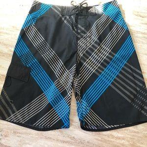 Joe Boxer Swim Shorts/Trunk - sz 30
